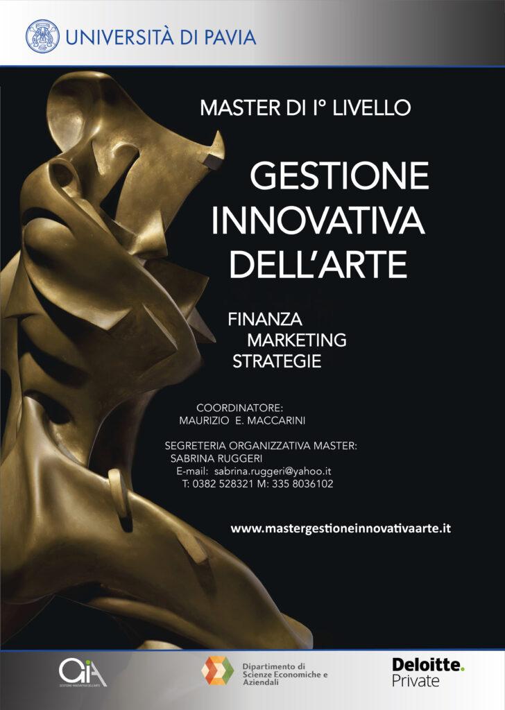 Locandina Master A4